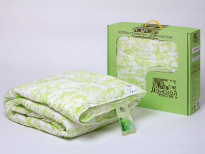 A Duvet from bamboo. Online store of duvets from bamboo filament at producer prices from factory Donskoy Textile