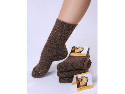 Selling the camel wool socks of factory Donskoy Textile.