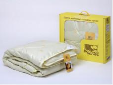 Camel Wool Quilt Blanket STANDARD (300GSM)
