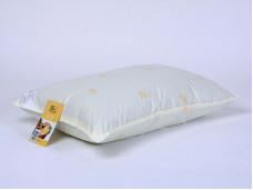"""Camel wool pillow Standard 20x27"""" (50x70 cm)"""