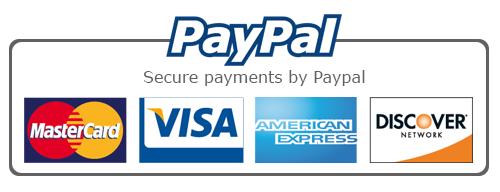we use PayPal